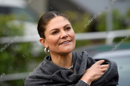 Editorial picture of Swedish royals visit to Italy, Day 3, Turin, Italy - 20 Oct 2021