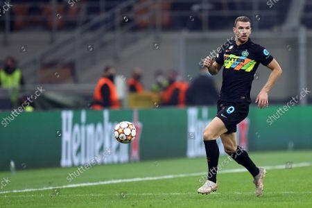 Edin Dzeko of Fc Internazionale