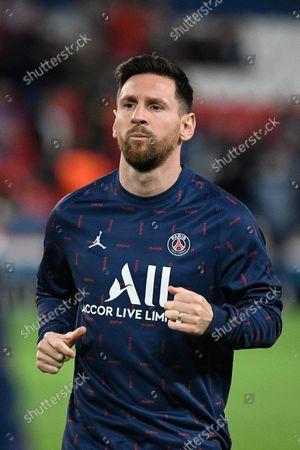 PSG's Lionel Messi