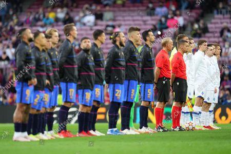 Dynamo Kiev teams group