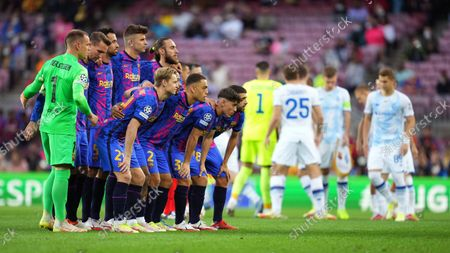 FC Barcelona team group