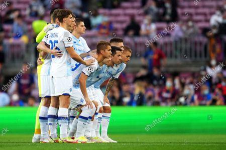 Dynamo Kiev team group