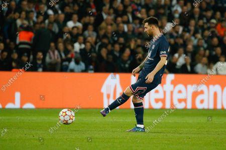 Editorial photo of Paris: UEFA Champions League Match PSG-Leipzig 3-2 - 19 Oct 2021