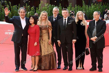 Oliver Stone, Sun-jung Jung, Vera Tomilova, Igor Lopatonok, Igor Kobzev, Carlo Siliotto