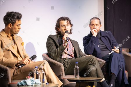 Editorial image of 'The Tragedy Of Macbeth' Apple TV film special screening and Q+A, London, UK - 18 Oct 2021
