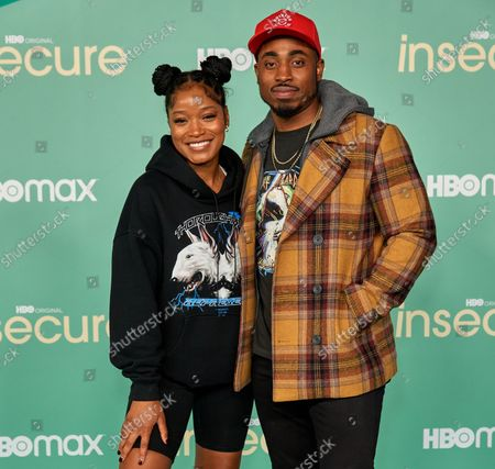 Editorial photo of HBO's 'Insecure' Season 5 premiere, Arrivals, Los Angeles, California, USA - 21 Oct 2021