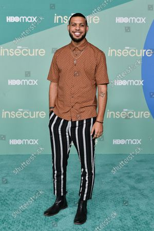 Editorial image of HBO's 'Insecure' Season 5 premiere, Arrivals, Los Angeles, California, USA - 21 Oct 2021