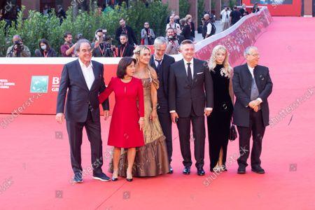 Igor Lopatonok, Oliver Stone, Vera Tomilova, Igor Kobzev, Carlo Siliotto, Elnar Mukhamedyarov