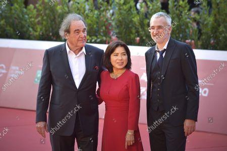 Editorial photo of Rome Film Festival, Italy - 20 Oct 2021