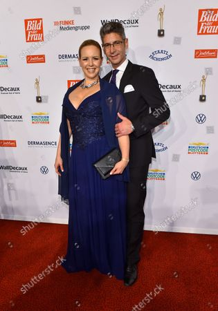 Isabel Edvardsson and Marcus Weiss