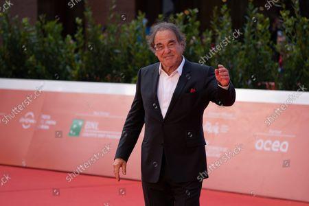 Editorial photo of ''JFK - Destiny Betrayed'' & ''Qazaq. History Of The Golden Man'' Red Carpet - 16th Rome Film Fest 2021, Italy - 20 Oct 2021