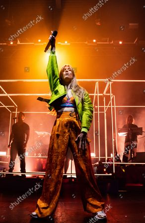 Stock Picture of Becky Hill