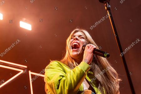 Stock Image of Becky Hill