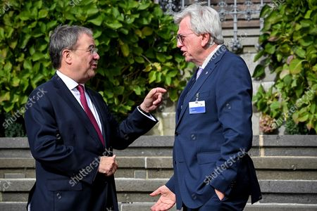 Editorial photo of Annual conference of the heads of states in Germany, Koenigswinter - 21 Oct 2021