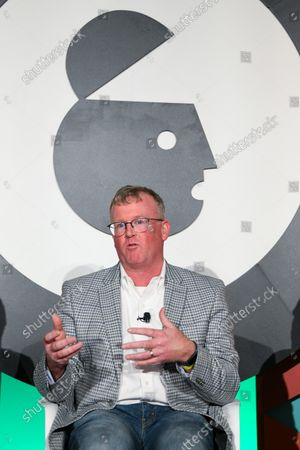 Stock Photo of Kevin Reilly, Chief Product Officer, MogoSME, part of Learfield IMG College