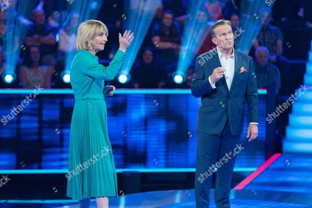 Editorial image of 'Beat The Chasers - Celebrity Special' TV Show, Series 4, Episode 6 UK  - 16 Oct 2021