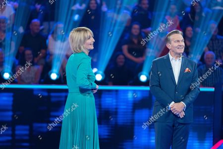 Editorial picture of 'Beat The Chasers - Celebrity Special' TV Show, Series 4, Episode 6 UK  - 16 Oct 2021