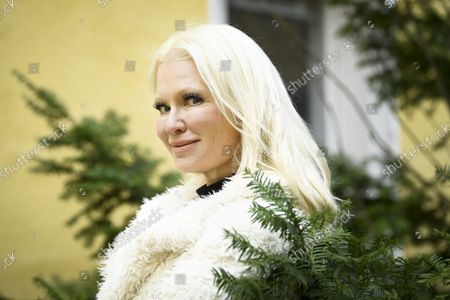 Editorial image of Violinist Linda Lampenius, Helsinki, Finland - 21 Oct 2021