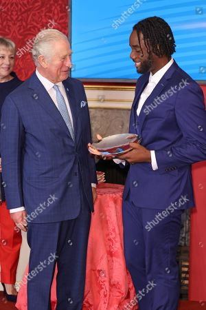 Editorial image of The Prince's Trust Awards Trophy Ceremony, London, UK - 21 Oct 2021