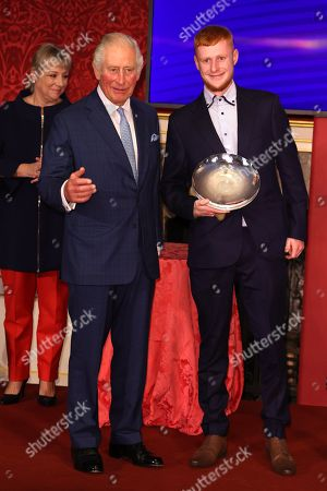 Editorial picture of The Prince's Trust Awards Trophy Ceremony, London, UK - 21 Oct 2021