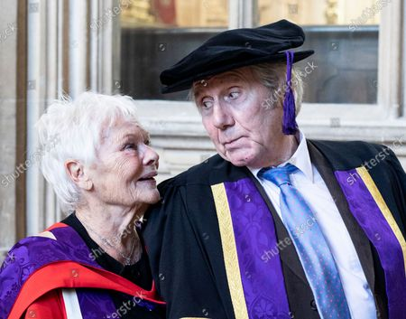 Editorial image of Degree Ceremony at the University of Winchester, UK - 21 Oct 2021