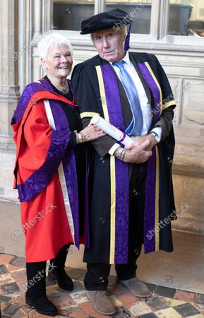 Editorial picture of Degree Ceremony at the University of Winchester, UK - 21 Oct 2021