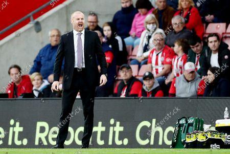 Editorial image of Southampton v Burnley, Premier League, Football, St Mary's Stadium, Southampton, UK - 23 Oct 2021