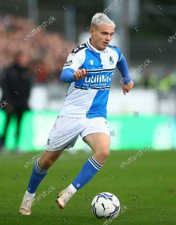 Luke Thomas of Bristol Rovers