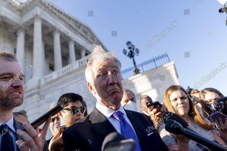 Editorial picture of Capitol Breach Subpoenas, Washington, United States - 21 Oct 2021