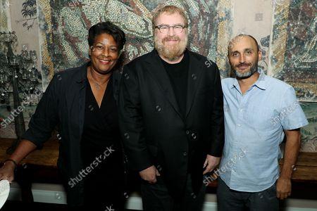 Dawn O'Porter, RJ Cutler (Director) and Amir Bar-Lev