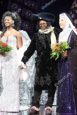 Editorial picture of 'Sister Act' Musical Show at the TUI Operetta House, Hamburg, Germany - 02 Dec 2010