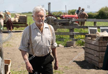 Martin Shaw as Dennis Stephenson.