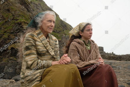 Anita Dobson as Grace and Iona Anderson as Rosa.