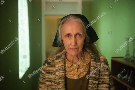 Anita Dobson as Grace Stephenson.