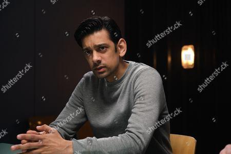 Amit Shah as Ed.
