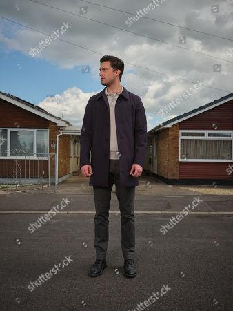 Ben Aldridge as DI Matthew Venn.