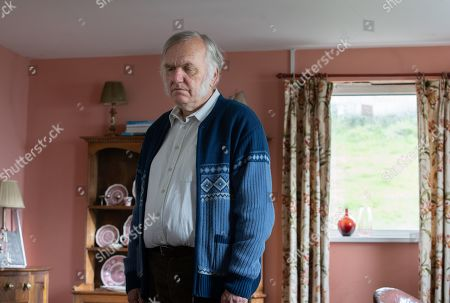 Stock Image of Alan Williams as Maurice Craddle.