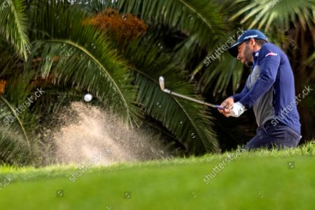 Editorial picture of Mallorca Golf Open tournament, Palma De Mallorca, Spain - 22 Oct 2021