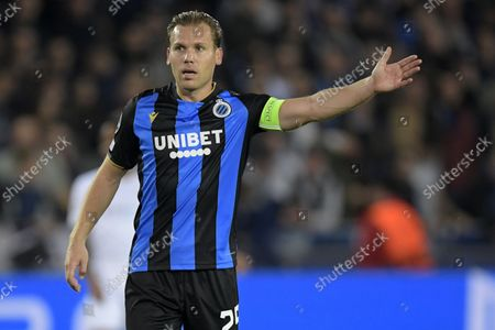 Editorial image of Club Brugge v Manchester City, UEFA Champions League, Group A, Football, Bruges, Belgium - 19 Oct 2021