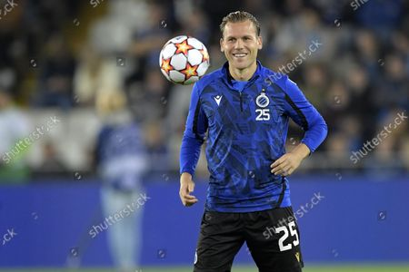 Ruud Vormer of Club Brugge