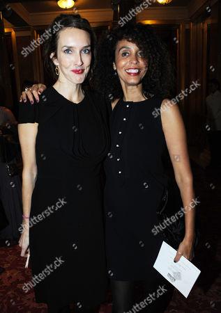 Sarah Woodhead and Jeanette Calliva
