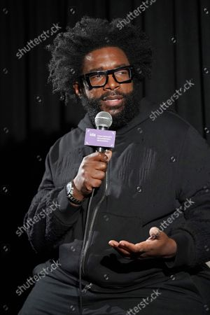 Stock Picture of Director Questlove