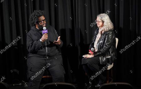 Editorial image of 'Summer of Soul' IDA film screening, Los Angeles, California, USA - 22 Oct 2021