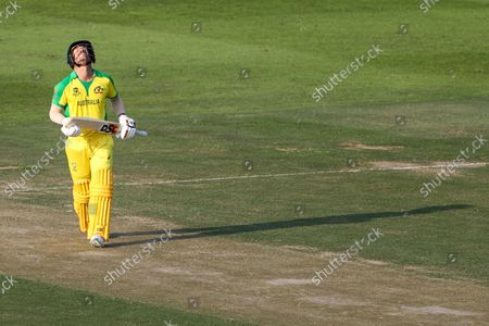 Editorial picture of Emirates T20 World Cup Cricket, Abu Dhabi, United Arab Emirates - 23 Oct 2021