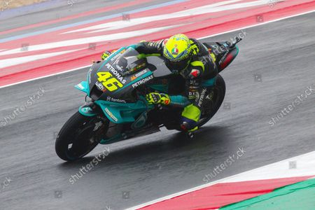 Editorial photo of Motorcycling Grand Prix of Italy and Emilia-Romagna, Rimini - 23 Oct 2021