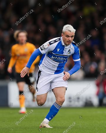Stock Picture of Luke Thomas of Bristol Rovers- Mandatory by-line: Will Cooper/JMP