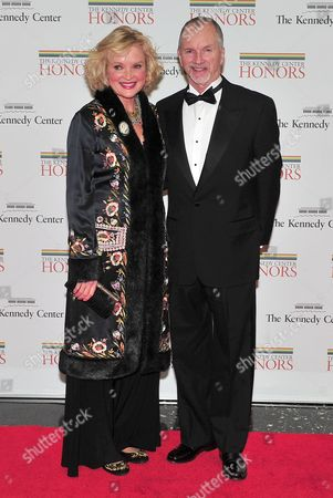 Editorial picture of 33rd Annual Kennedy Center Honors Artists' Dinner at the US State Department, Washington DC, America - 04 Dec 2010