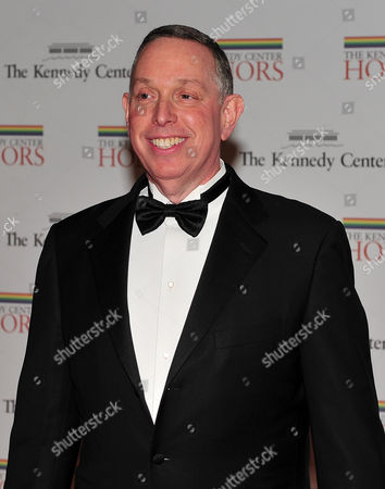 Stock Picture of Michael Kaiser, President of the John F. Kennedy Center for the Performing Arts