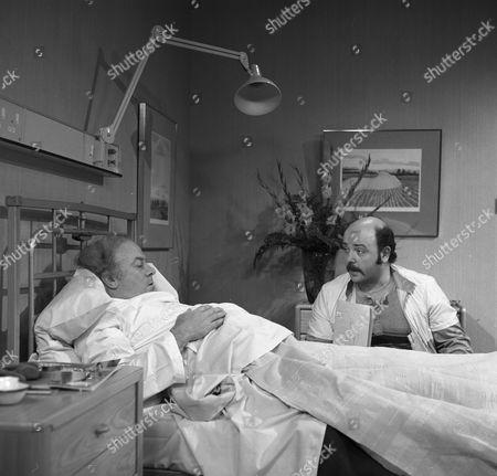 Donald Churchill and Nick Stringer
