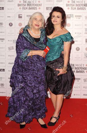 Editorial image of Moet British Independent Film Awards, London, Britain - 05 Dec 2010